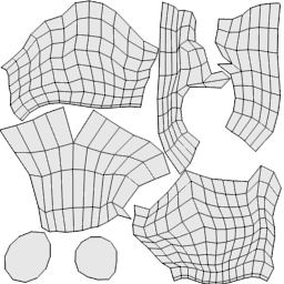 UV Maps example